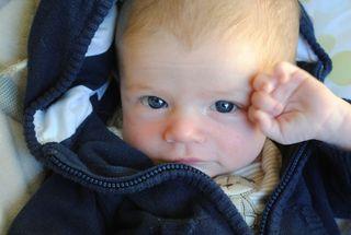 Mason Blue Eyes