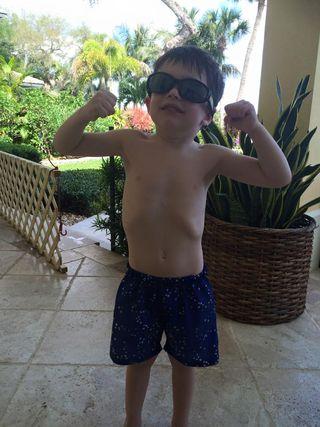Mason muscles