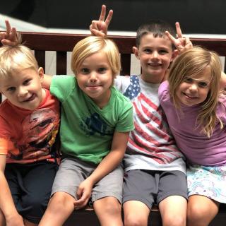 Kids Bunny Ears